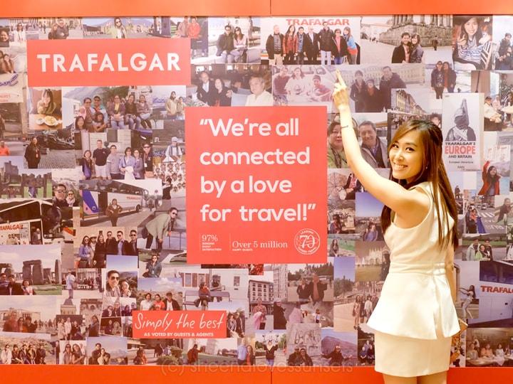 Trafalgar 70 event
