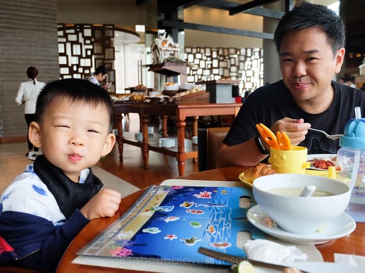 Conrad Manila Staycation