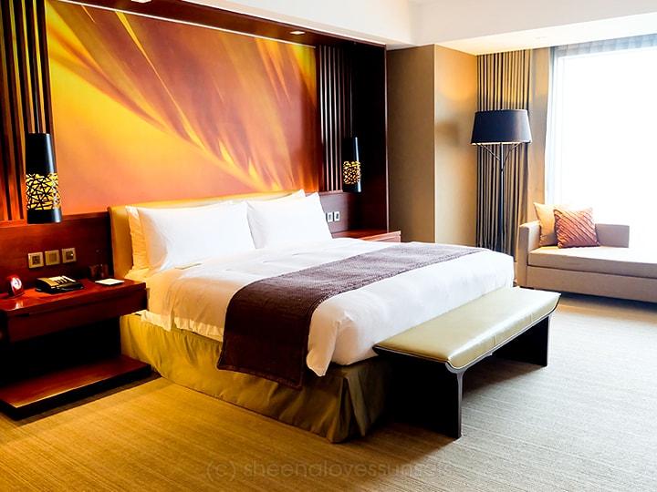 Marco Polo Ortigas Manila Staycation Premier Room