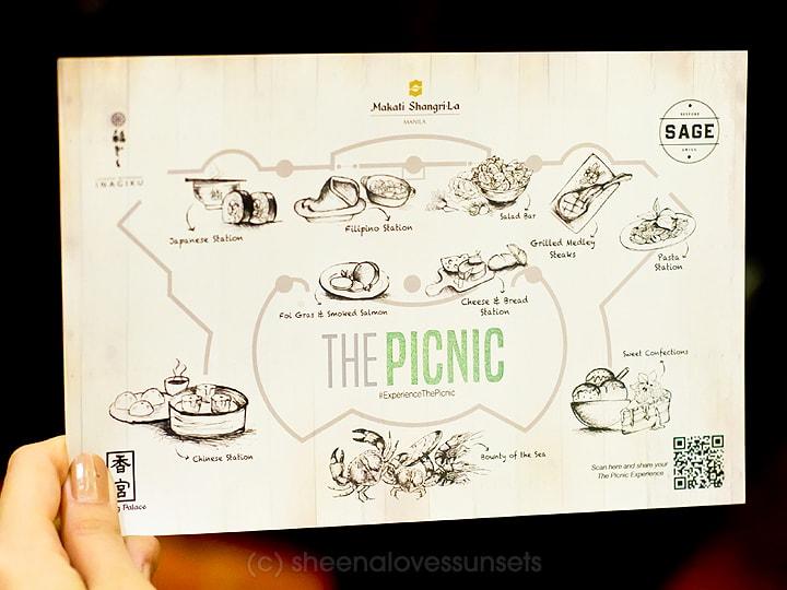 The Picnic Makati Shangri-La