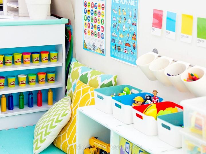 Studio Office Homeschool Room 14-min