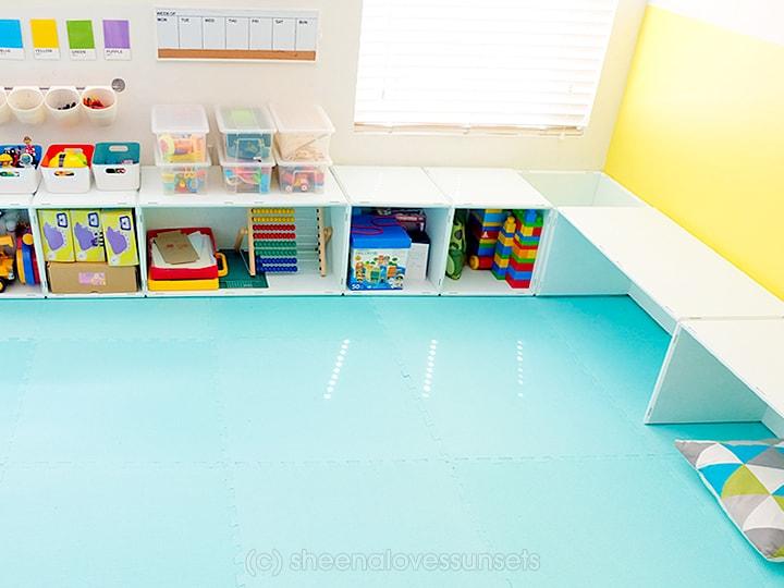 Studio Office Homeschool Room 19-min