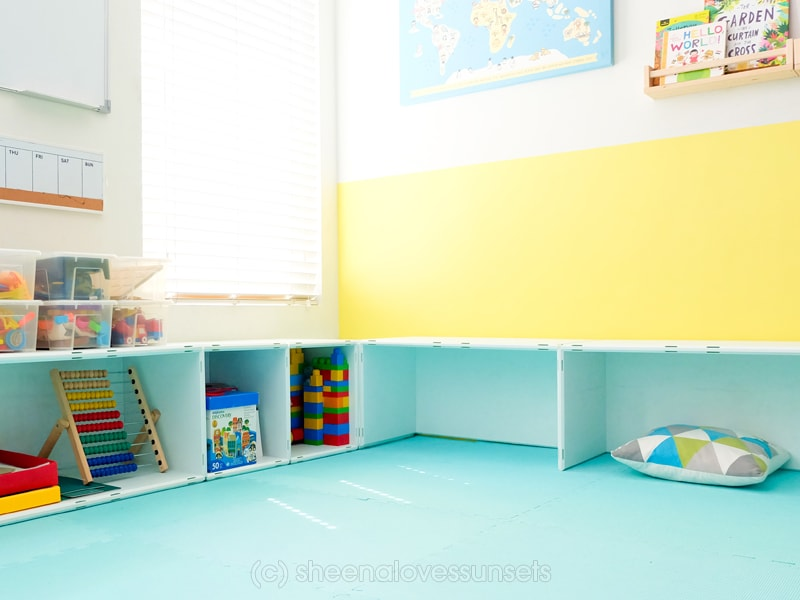 Studio Office Homeschool Room 6-min