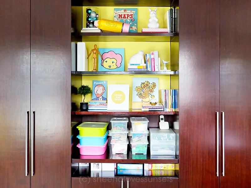 Studio Office Homeschool Room 7-min