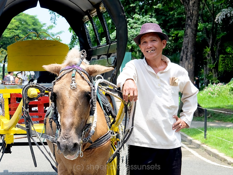 Honest Kalesa Driver Intramuros