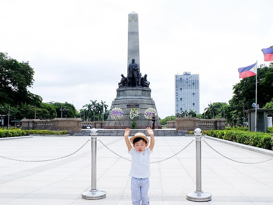 Intramuros Kalesa Ride Rizal Park