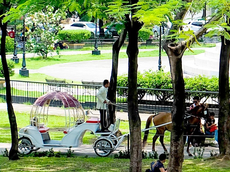Intramuros Kalesa Ride 14-min