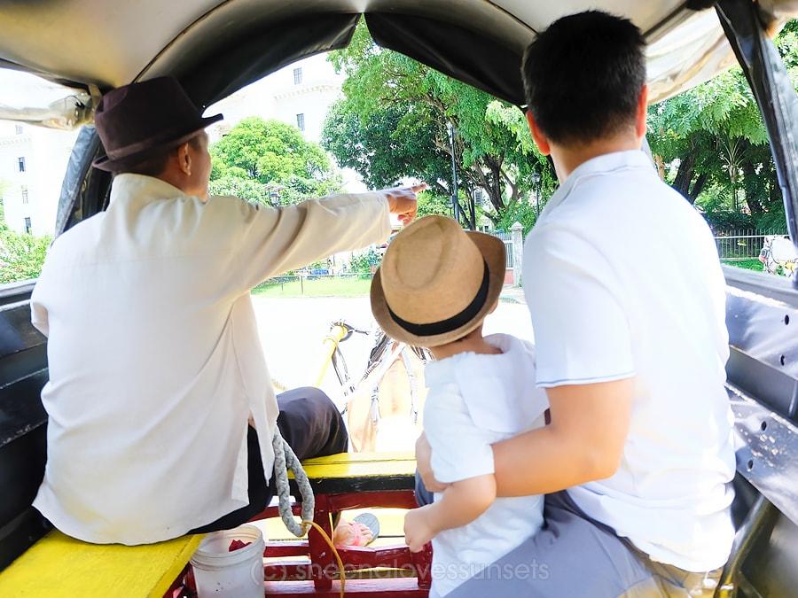 Intramuros Kalesa Ride 4-min