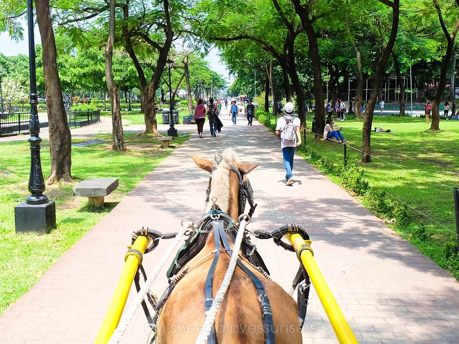 Intramuros Kalesa Ride 8-min