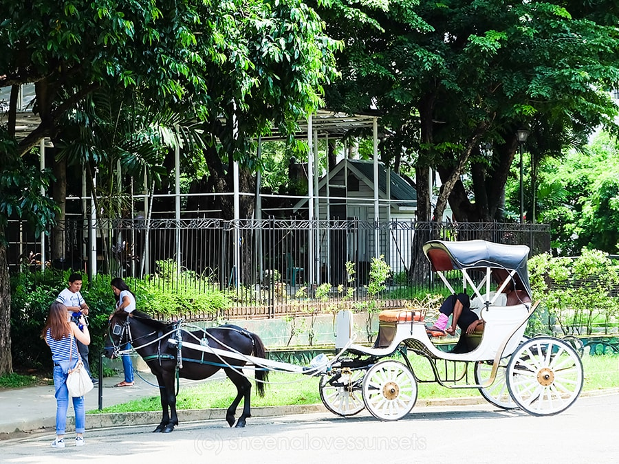 Intramuros Kalesa Ride 9-min