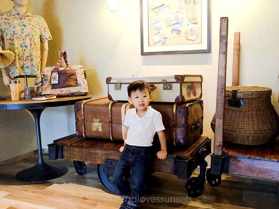 Disney Explorer's Lodge Review Hong Kong 15-min