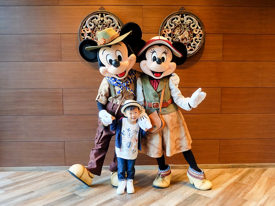 Disney Explorer's Lodge Review Hong Kong 3-min