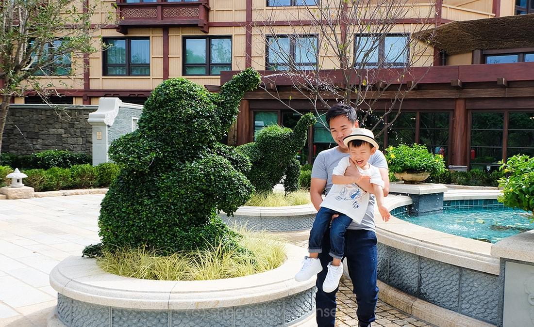 Disney Explorer's Lodge Review Hong Kong 8-min
