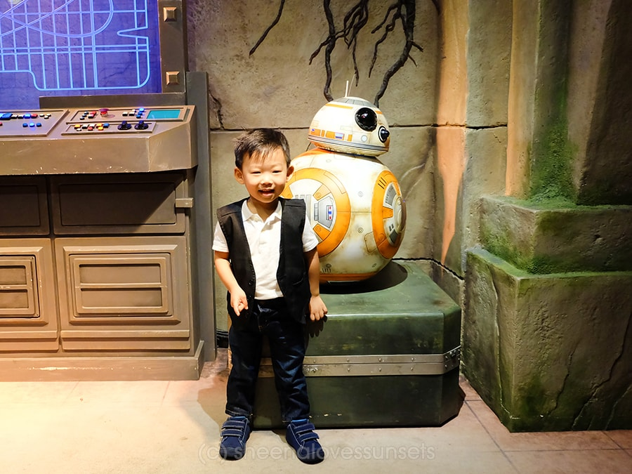 Hong Kong Disneyland Toddler Han Solo Costume