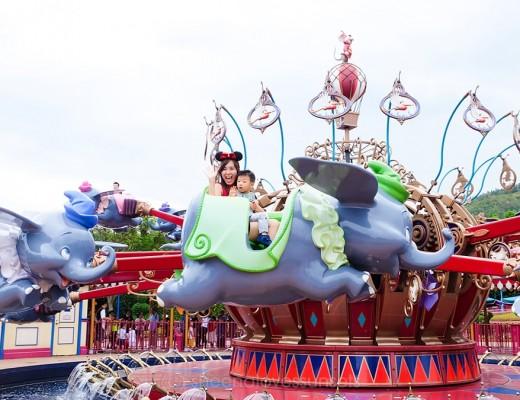 Hong Kong Disneyland 4-min