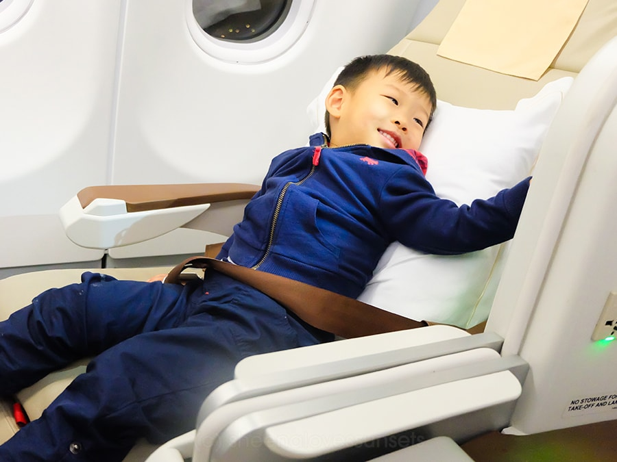 Philippine Airlines Business Class 11-min