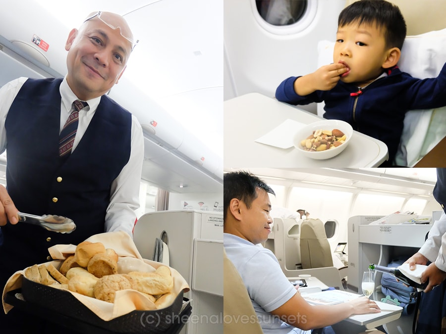 Philippine Airlines Business Class 16-min