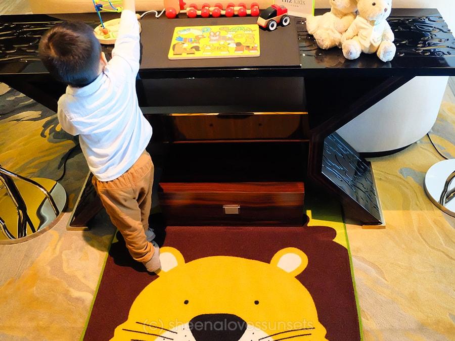 Ritz Kids Ritz Carlton Hong Kong 11