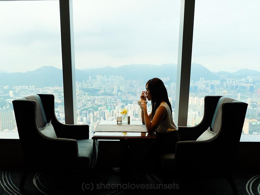 Ritz Carlton Hong Kong Review
