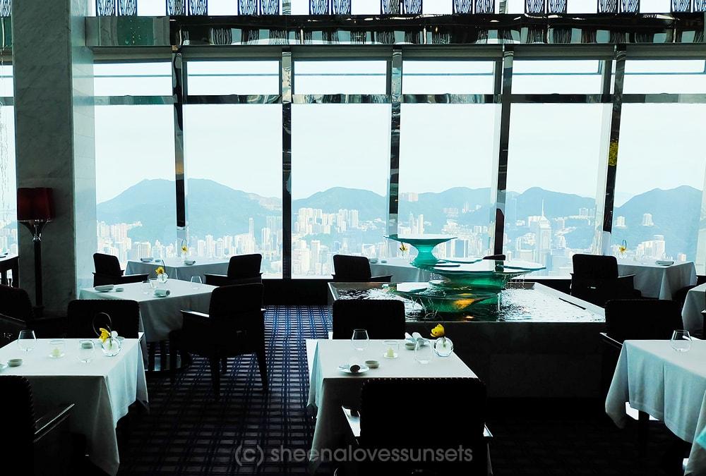 Ritz Carlton HK 50-min