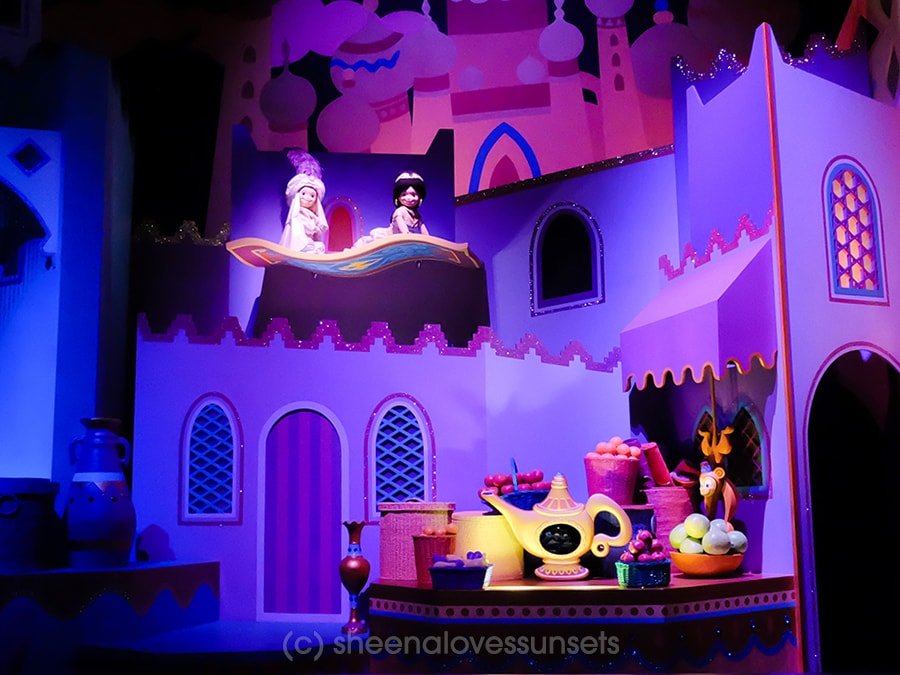 Rides Attractions Toddler Hong Kong Disneyland Small World