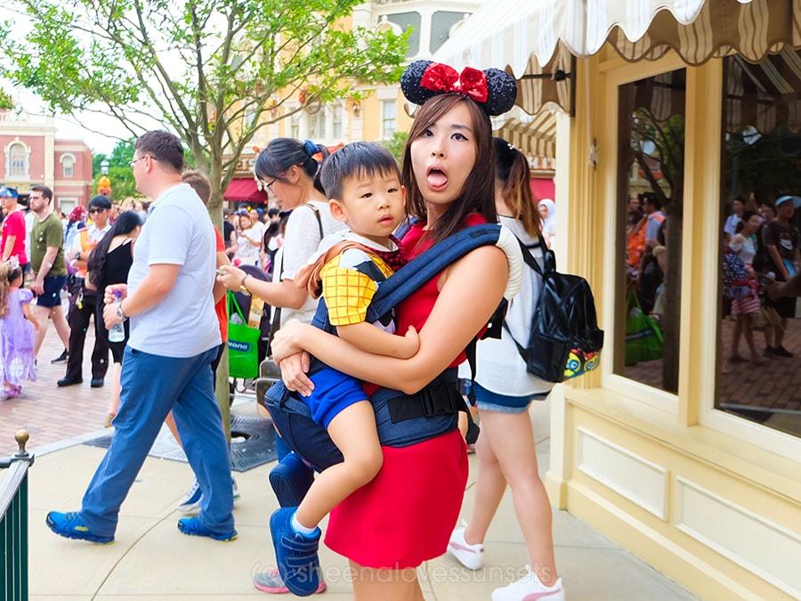 Hong Kong Disneyland 37-min