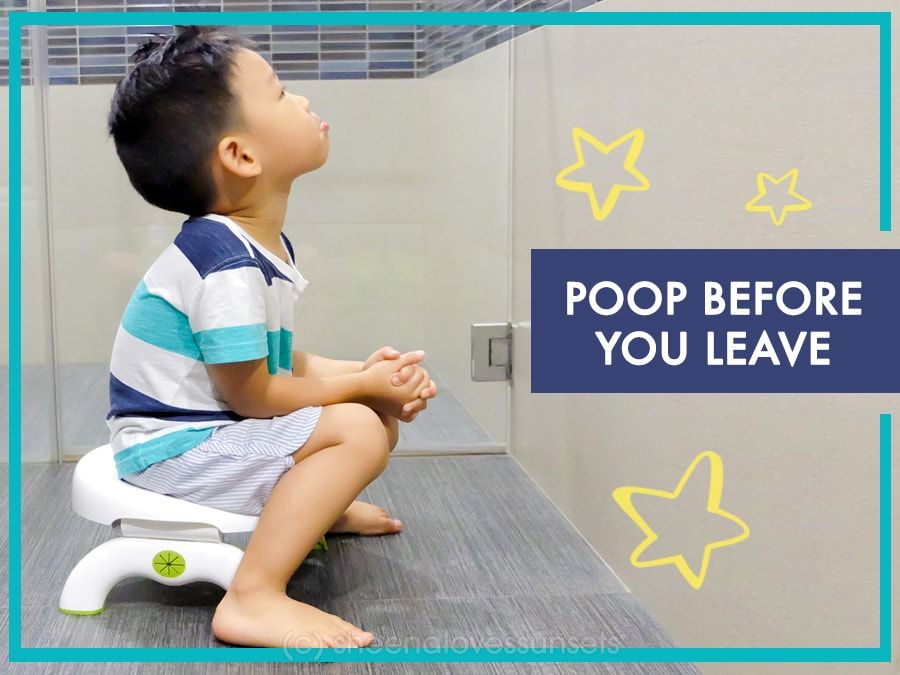 Potty Training Traveling 3-min