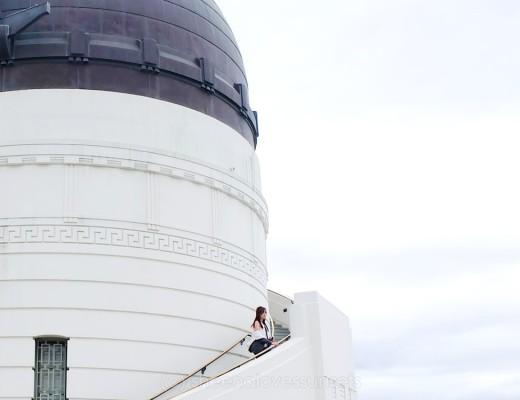 Griffith Observatory La La Land Blog Review
