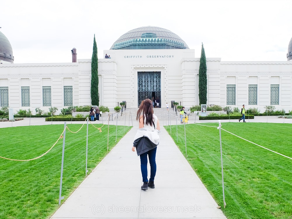 Griffith Observatory 6-min