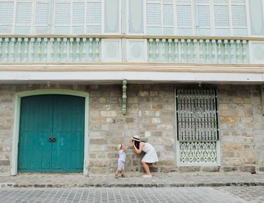 Las Casas Filipinas de Acuzar with Kids