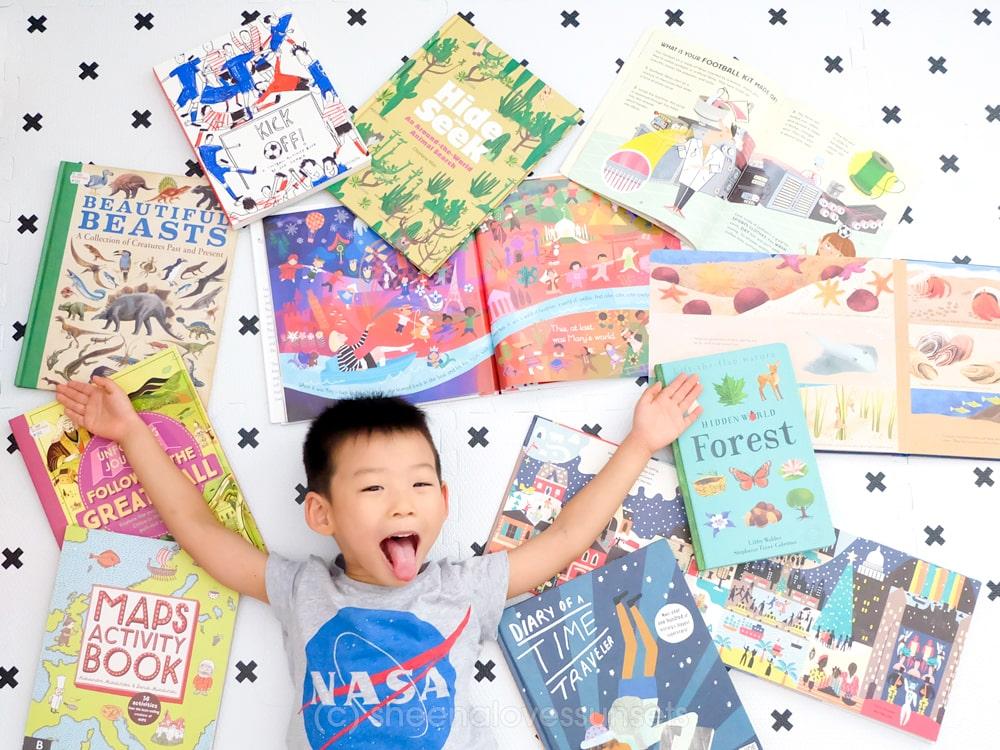 2d67990cfb80d Big Bad Wolf 2019 Book Haul: Children's Books Edition